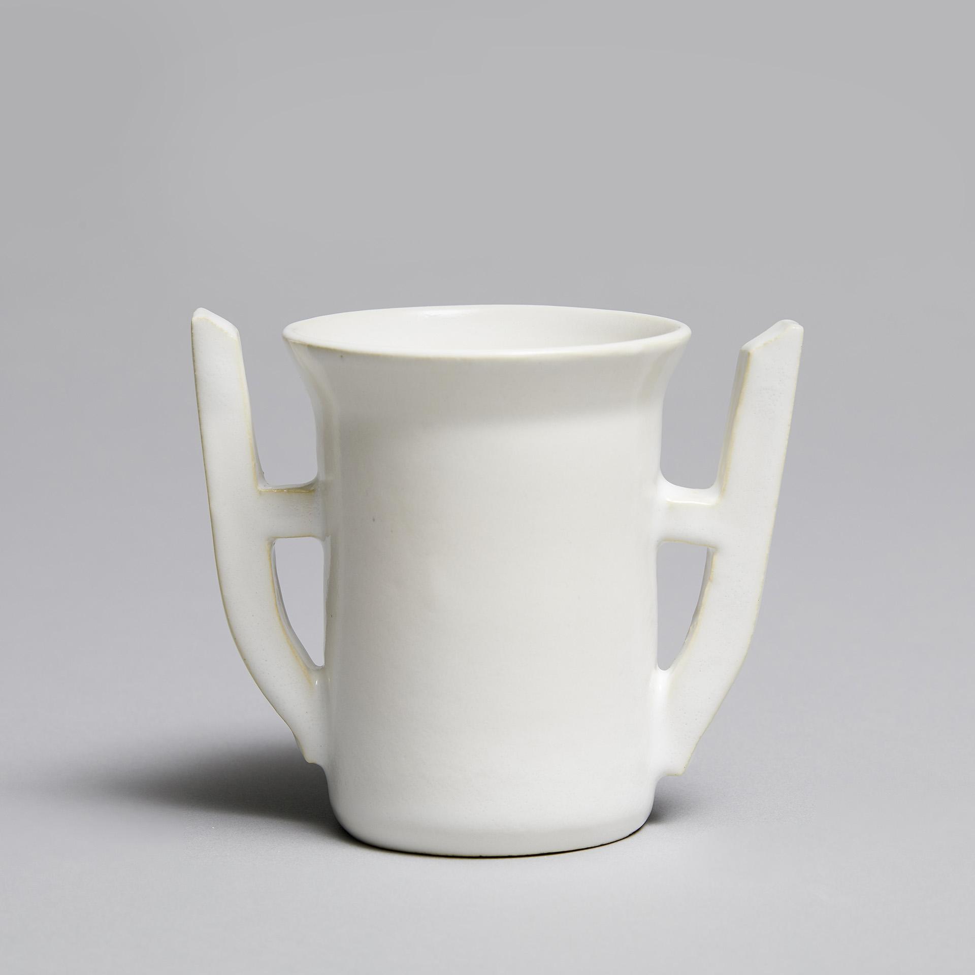 """Keramik """"Noldes kleine Henkelvase"""""""