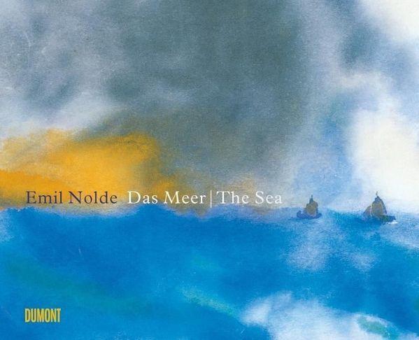 Geschenkband Emil Nolde. Das Meer / The Sea