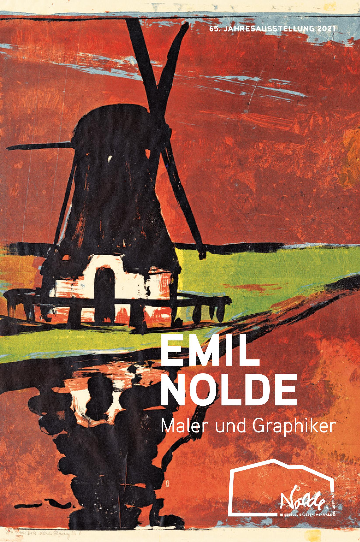 Jahresheft 2021 Emil Nolde. Maler und Graphiker