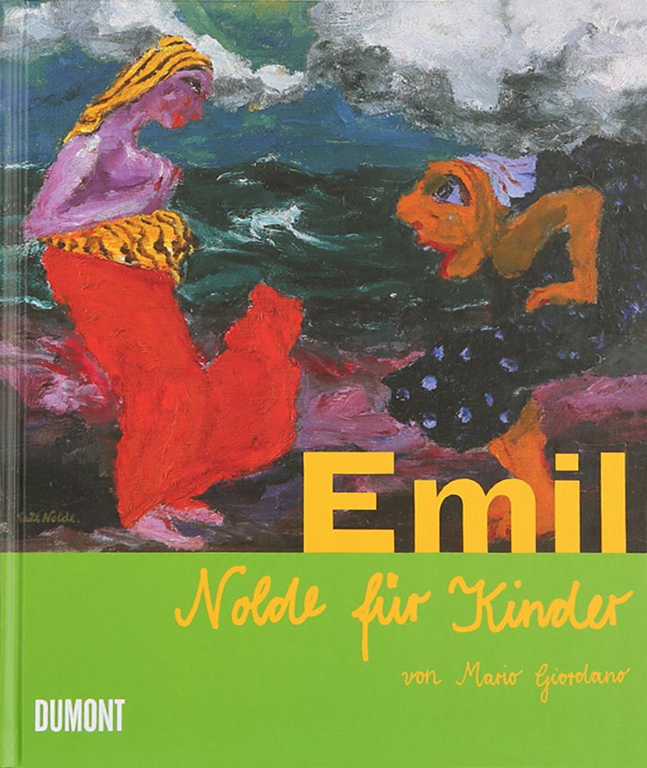 Kinderbuch Emil Nolde für Kinder