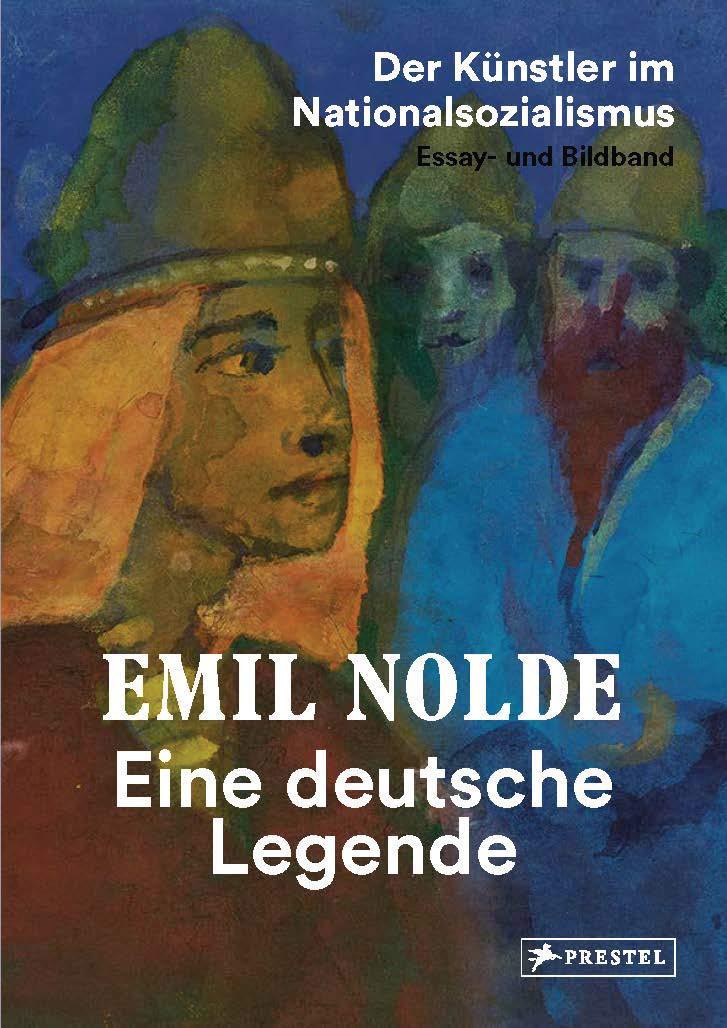Ausstellungskatalog Emil Nolde. Eine deutsche Legende. Der K