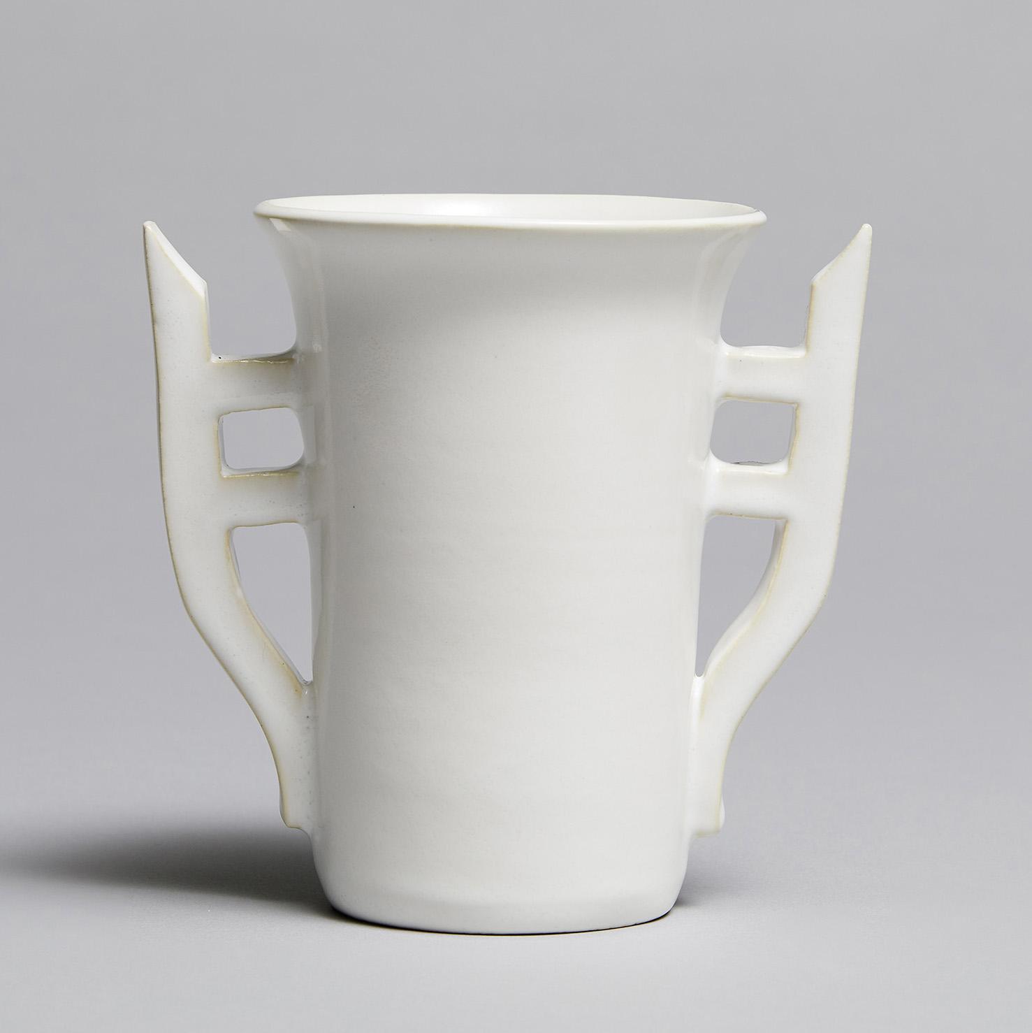 """Keramik """"Noldes mittelgroße Henkelvase"""""""