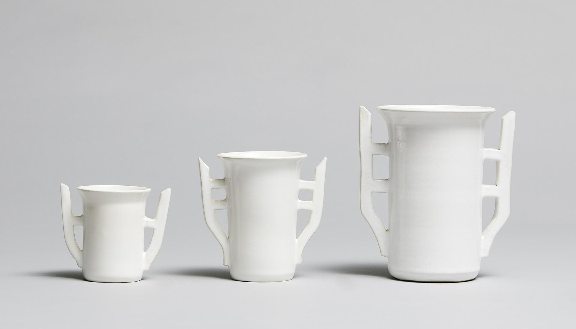 "Keramik ""Noldes große Henkelvase"""
