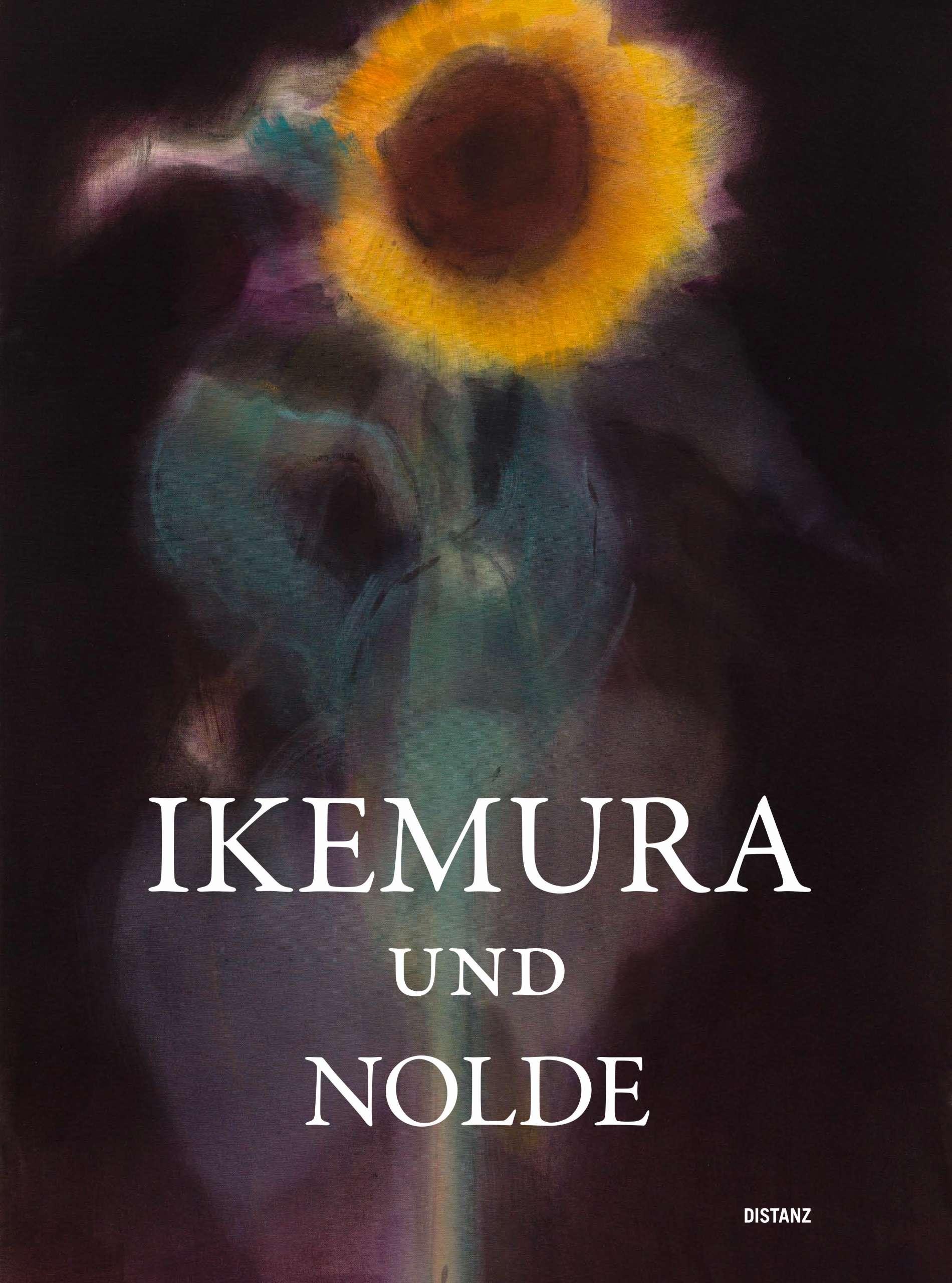 Ausstellungskatalog Ikemura und Nolde