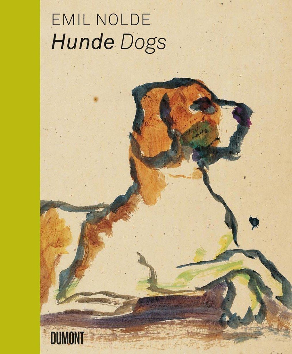 Geschenkband Emil Nolde. Hunde / Dogs
